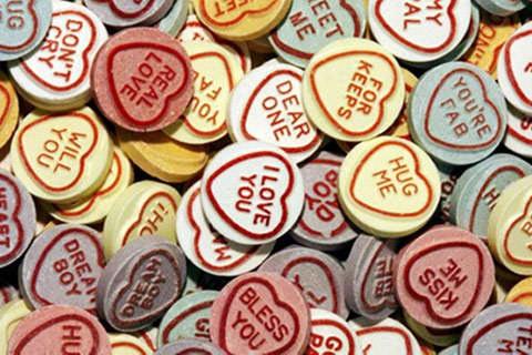 Love Hearts, © Paul Townsend via Flickr