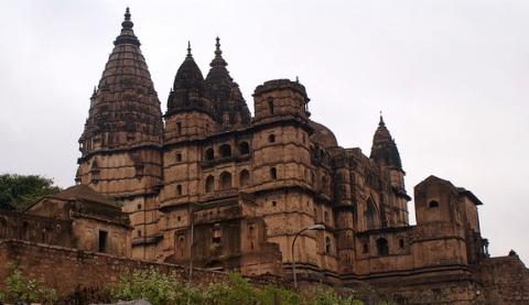 Chaturbhuj, Orchaa