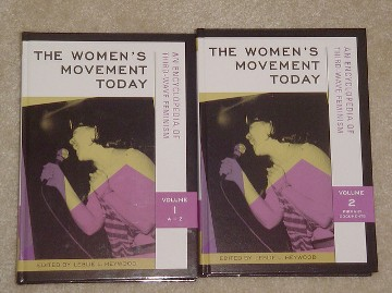 Books on Women's Movements