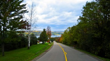 Finger Lakes Road