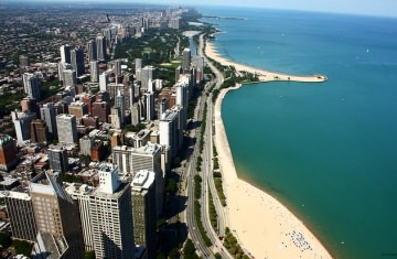 Lakeshore Drive Chicago