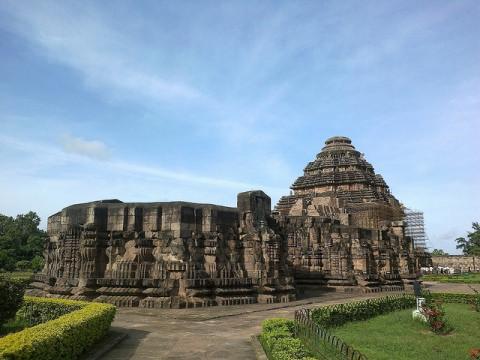 Sun Temple. Konark
