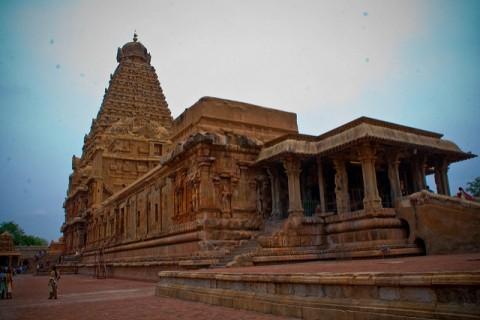 Tanjavoor Brihadheeswara Temple