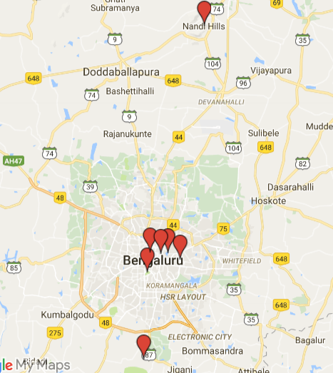 bangaloredatingmap