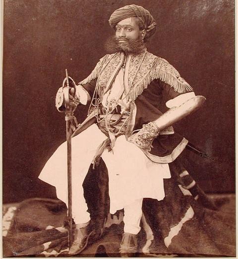 A Maharaja of India