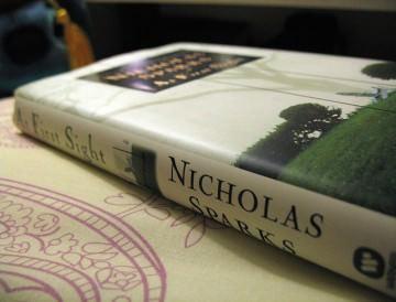 Nicholas Sparks novel