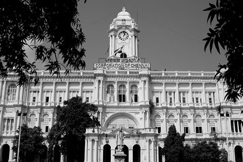 Ripon Building, Chennai Corporation