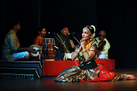 Chennai Margazhi Masam Performance