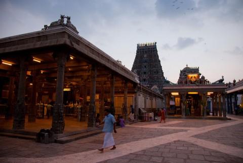 Mylapore Kapaleeshwar Temple
