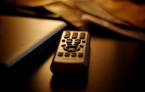 Hogging the remote control