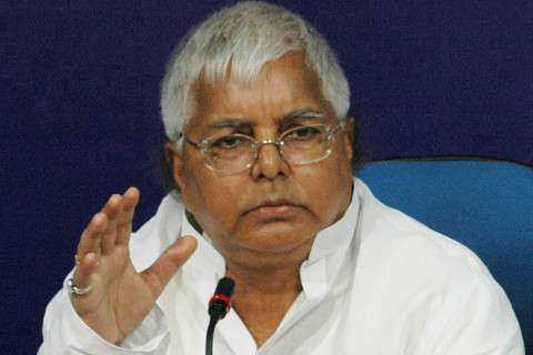 Lalu Prasad Yadav and yoga