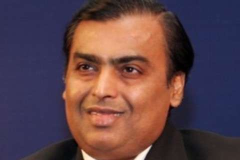 Mukesh Ambani and yoga