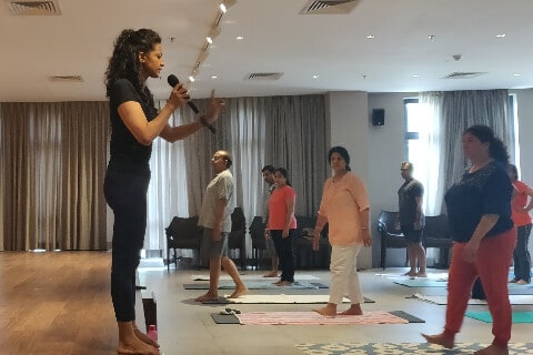 Shammi Gupta: Yoga Teacher Training Studio